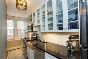 Beacon Hill condo for sale under $900,000 on Temple Street